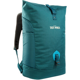 Tatonka Grip Rolltop Rucksack Small teal green